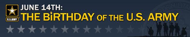 US Army Birthday / Flag Day